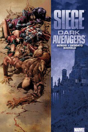 Siege: Dark Avengers (Trade Paperback)