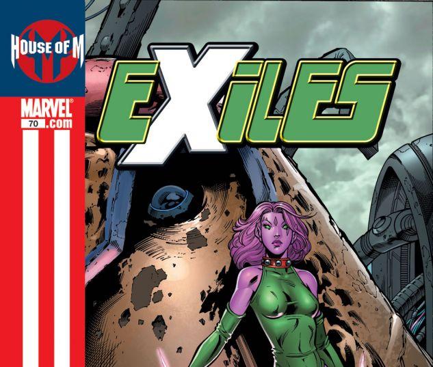 Exiles (2001) #70
