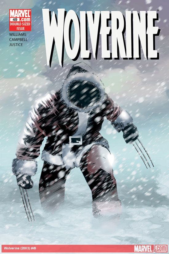 Wolverine (2003) #49