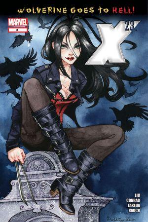 X-23 (2010) #3