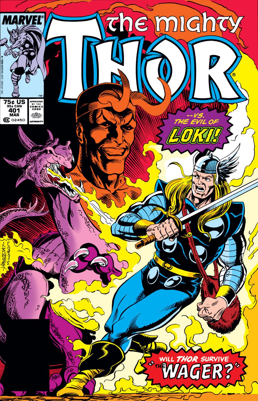 Thor (1966) #401
