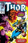 Thor (1966) #401 Cover