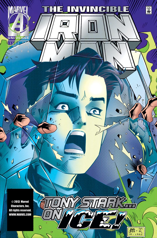 Iron Man (1968) #327