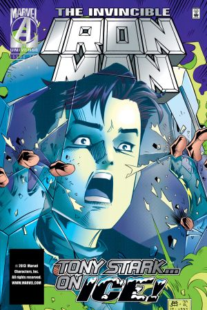 Iron Man #327
