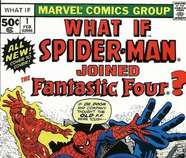 What If? (1989) #1
