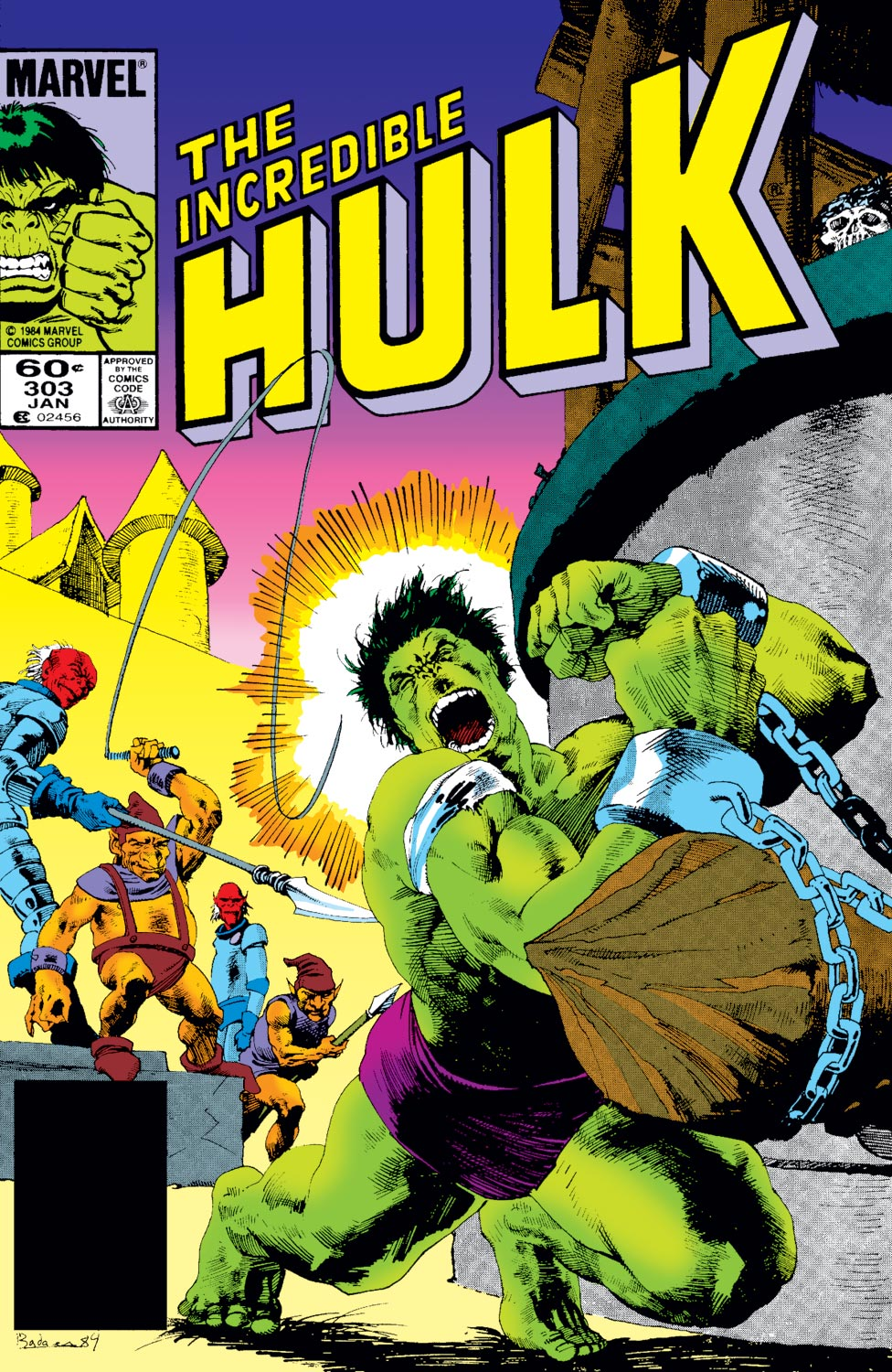 Incredible Hulk (1962) #303
