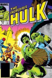 Incredible Hulk #303