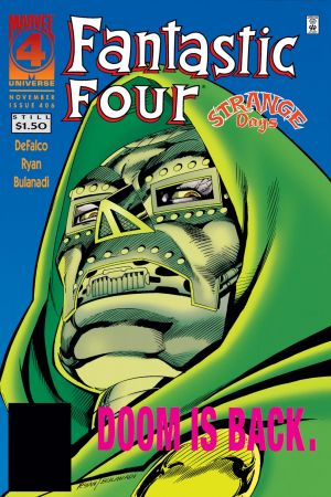 Fantastic Four (1961) #406