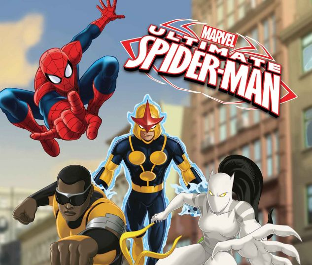 Marvel Universe Ultimate Spider-Man (2012) #23 Cover