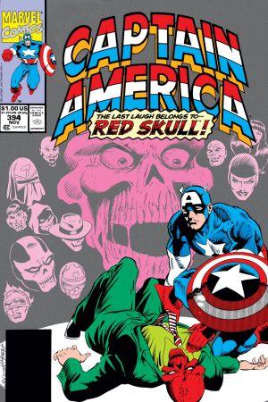 Captain America #394