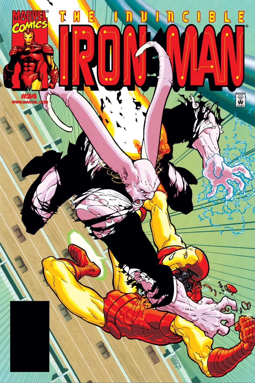 Iron Man (1998) #34