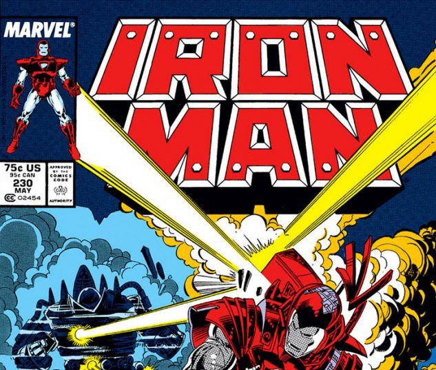 Iron Man (1968) #230