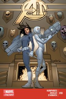 Avengers A.I. #10