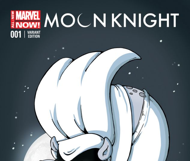 MOON KNIGHT 1 COOK ANIMAL VARIANT (ANMN, WITH DIGITAL CODE)