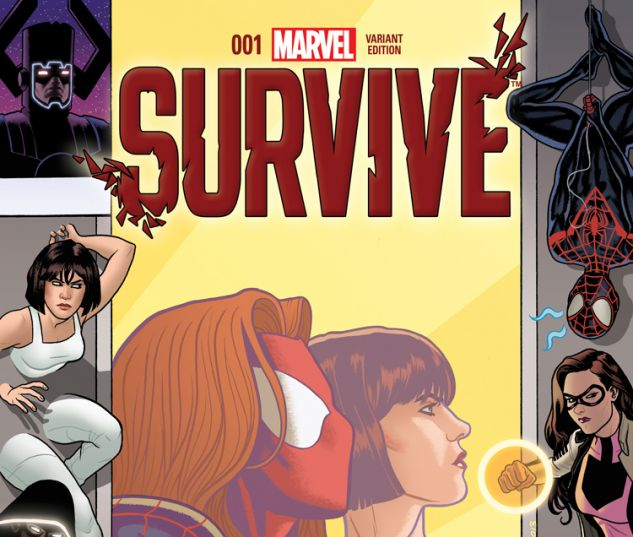 SURVIVE! 1 QUINONES VARIANT (WITH DIGITAL CODE)