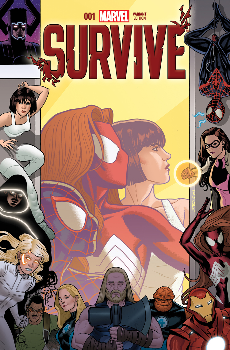 Survive! (2014) #1
