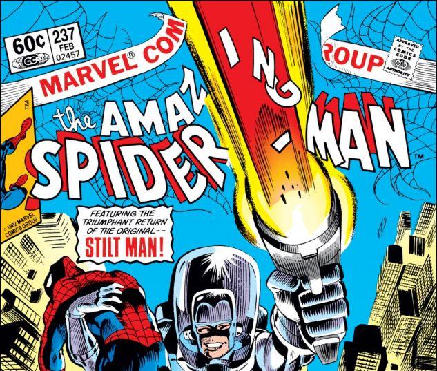 Amazing Spider-Man (1963) #237 Cover