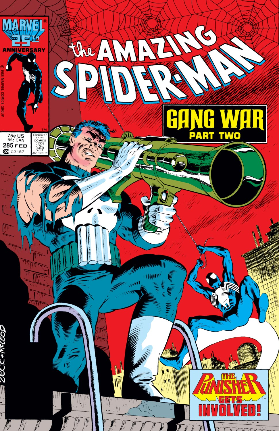 The Amazing Spider-Man (1963) #285