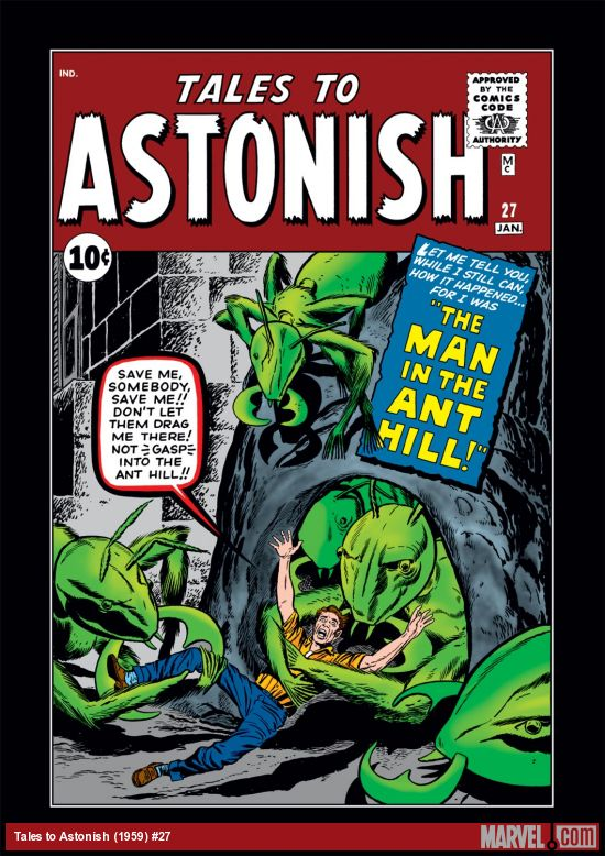 Tales to Astonish (1959) #27