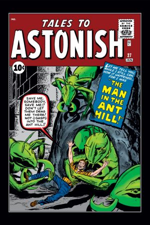 Tales to Astonish  #27