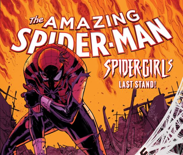 Free Comic Book Day Amazing Spider Man: The Amazing Spider-Man (2014) #8