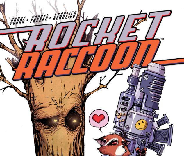 ROCKET RACCOON 5 (WITH DIGITAL CODE)