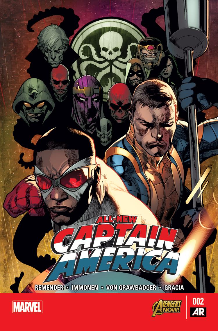 All-New Captain America (2014) #2