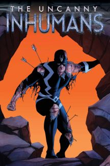 Uncanny Inhumans #0 cover by Steve McNiven