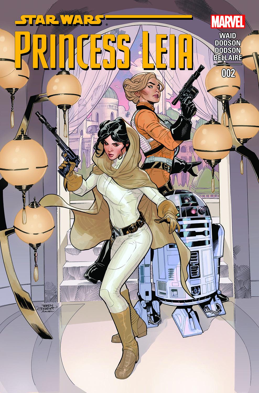Princess Leia (2015) #2
