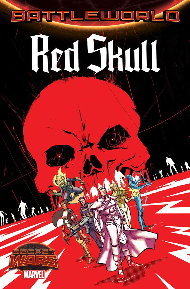 Red Skull (2015) #1