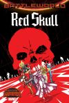 Red Skull #1 cover by Riley Rossmo