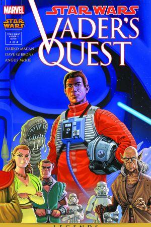 Star Wars: Vader's Quest #3