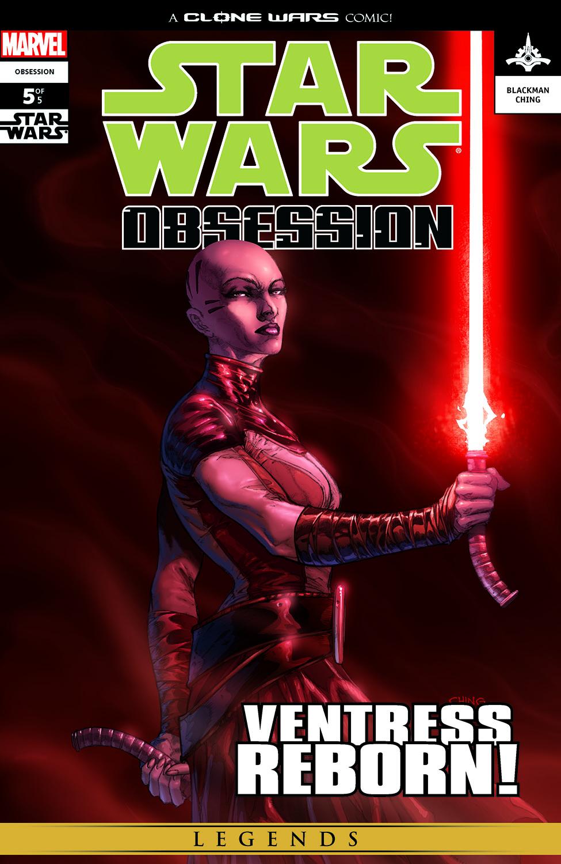 Star Wars: Obsession (2004) #5
