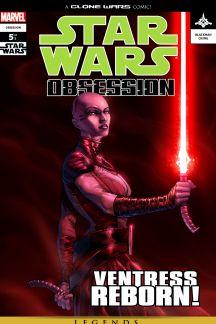 Star Wars: Obsession #5