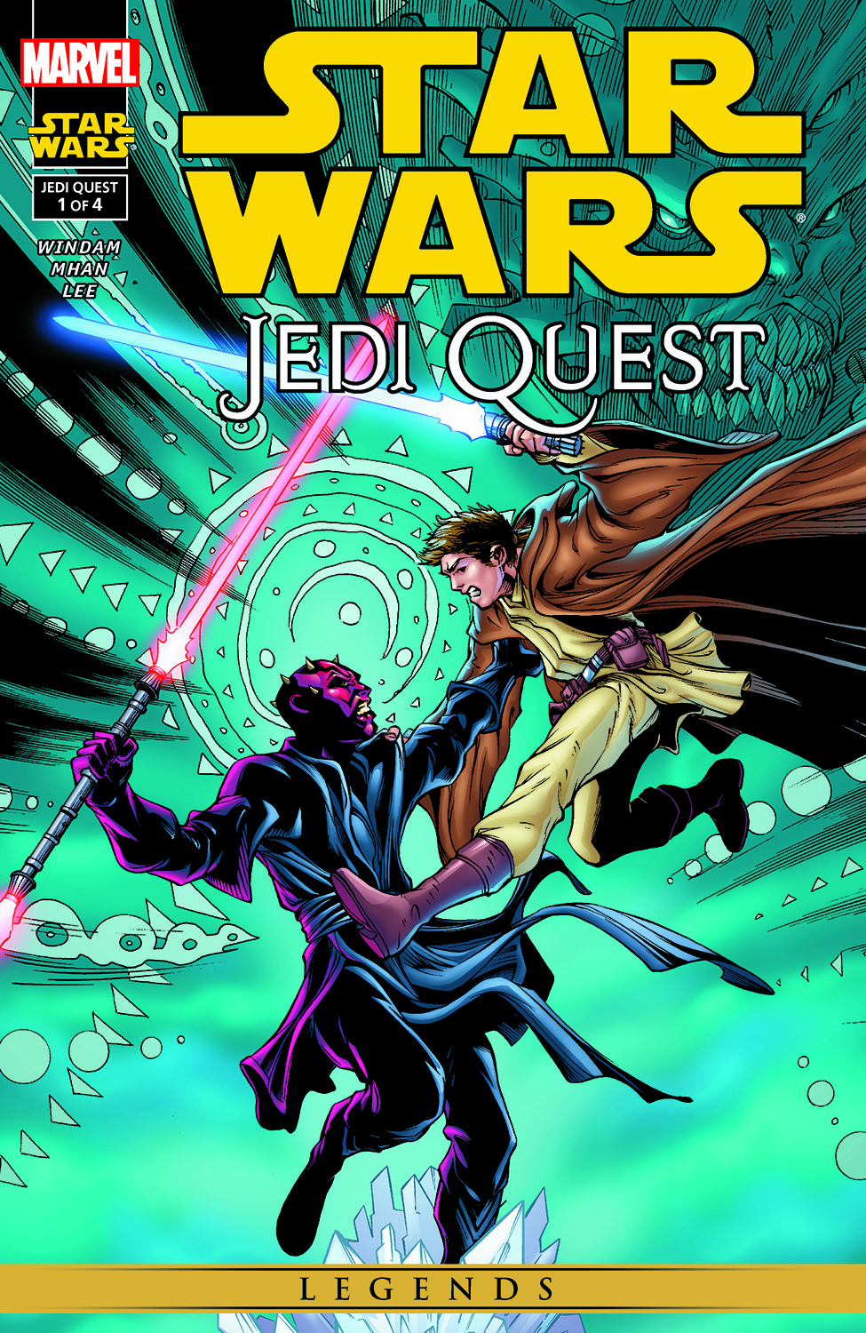 Star Wars: Jedi Quest (2001) #1