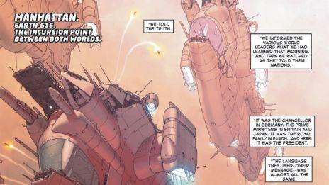 Secret Wars (2015) #1 page
