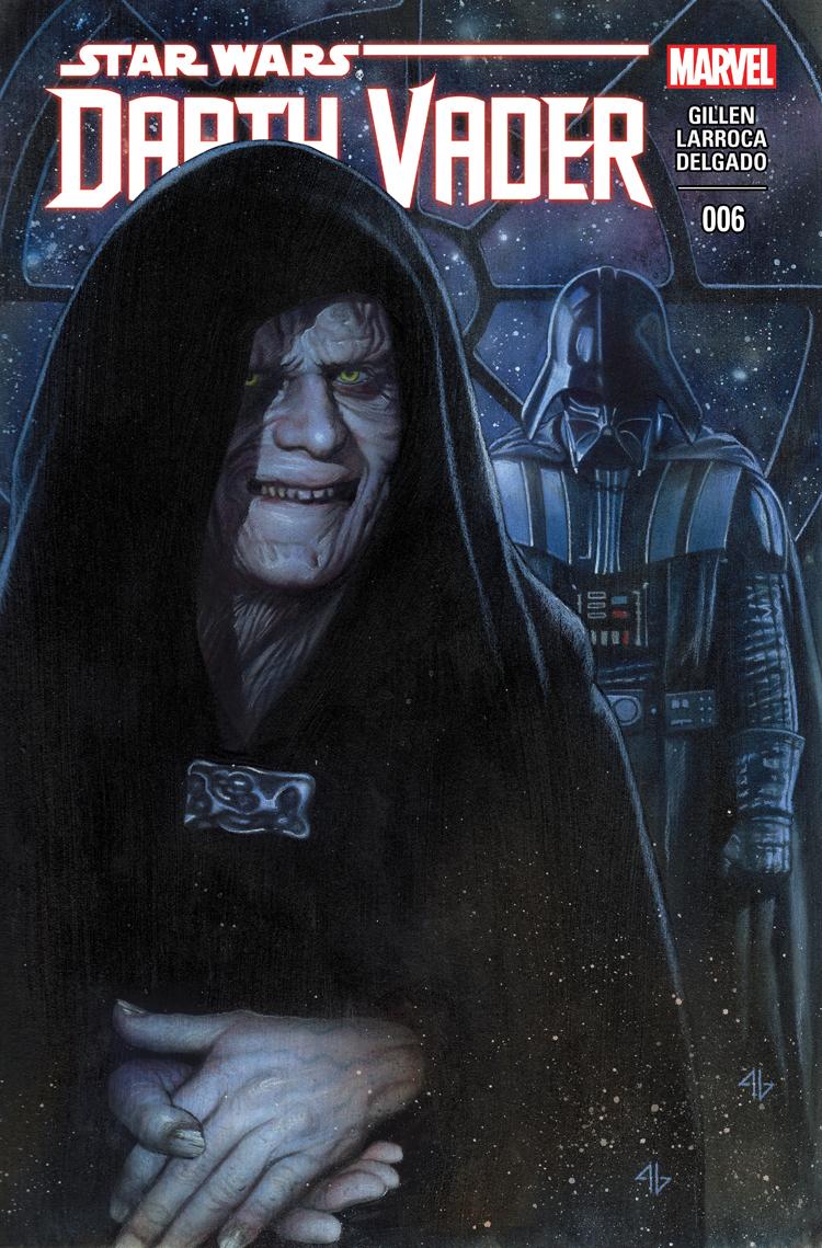 Darth Vader (2015) #6