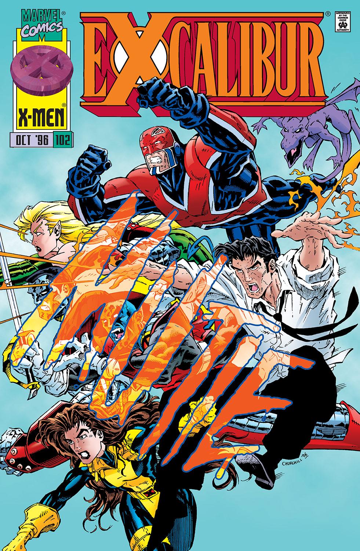 Excalibur (1988) #102