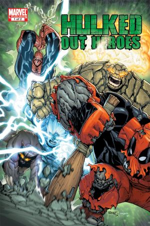 World War Hulks: Hulked-Out Heroes #1