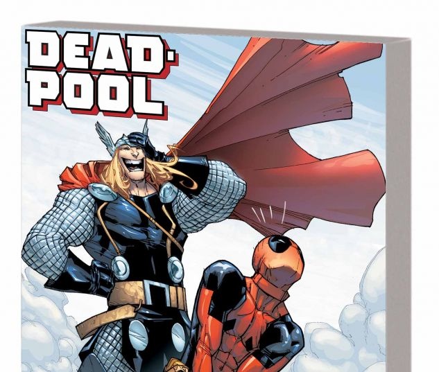 Deadpool Classic: Deadpool Team-Up (2015)
