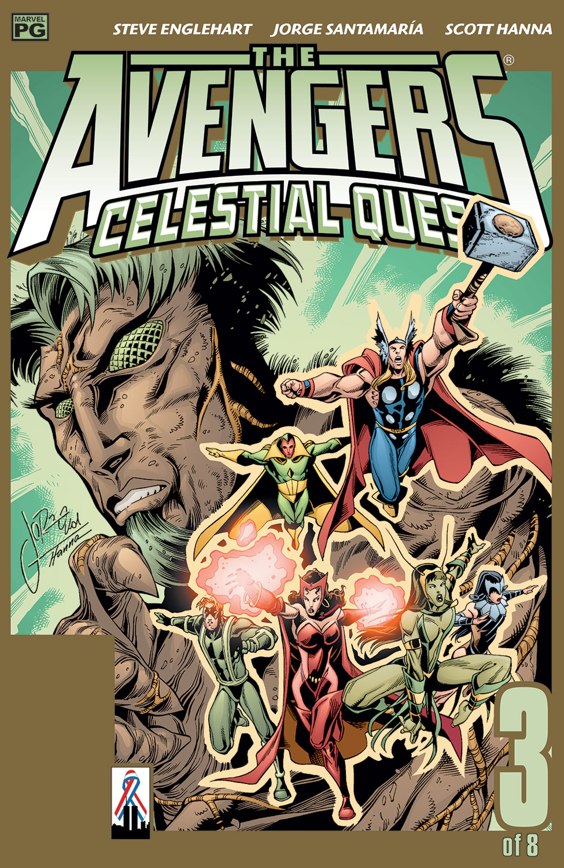 Avengers: Celestial Quest (2001) #3