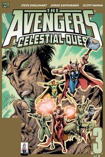 Avengers: Celestial Quest #3