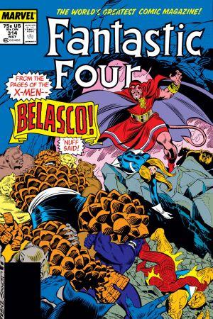 Fantastic Four (1961) #314