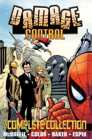 Damage Control: The Complete Collection (Trade Paperback)