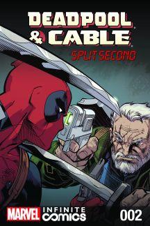 Deadpool & Cable: Split Second Infinite Comic #2