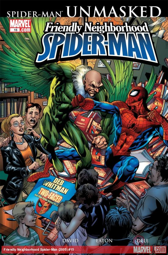 Friendly Neighborhood Spider-Man (2005) #15