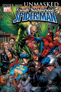 Friendly Neighborhood Spider-Man (2005) #15