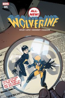 All-New Wolverine (2015) #5