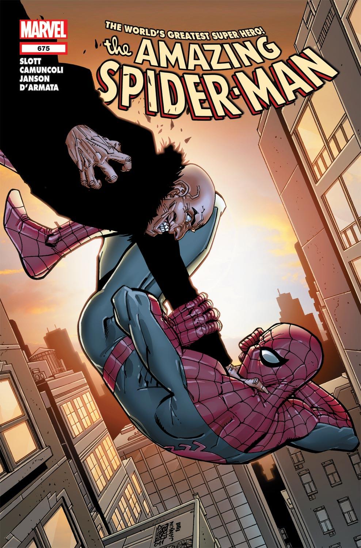 Amazing Spider-Man (1999) #675