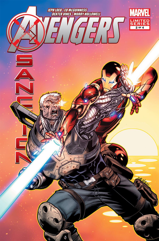 Avengers: X-Sanction (2011) #2